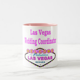 Las Vegas Wedding Coordinator Mug