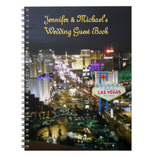 Las Vegas Weddings Guest Book