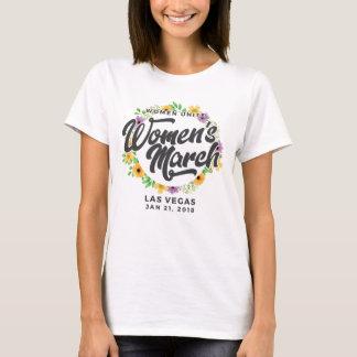 Las Vegas Women's March T-Shirt