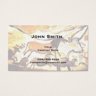 Lascaux business card