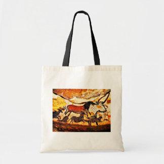 Lascaux Cave Painting Tote Bag