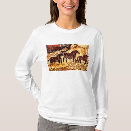 Lascaux Rock Art T-Shirt