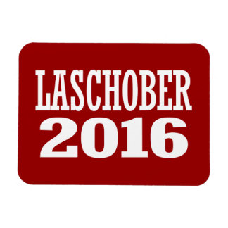 Laschober - Dan Laschober 2016 Rectangular Photo Magnet