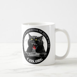 Laser Cat of C4SS Domination Coffee Mug