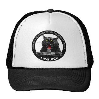 Laser Cat of C4SS Domination Trucker Hat