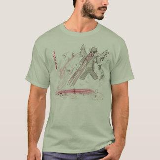 Laser Face T-Shirt