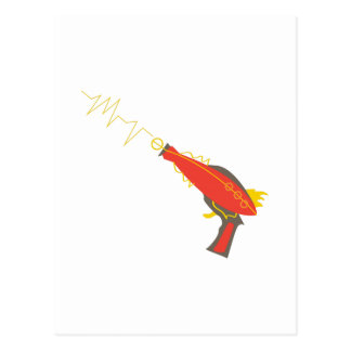 Laser Gun Postcards