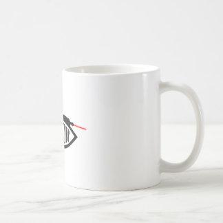 Laser Ichthys Mugs
