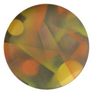 Laser Light show Plate