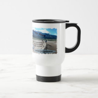 Laser Salt Travel Mug