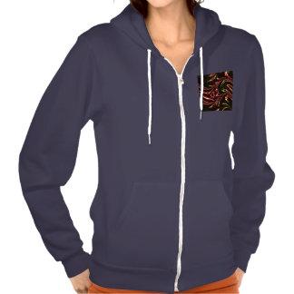 laserArt 11 (L) Hooded Sweatshirt