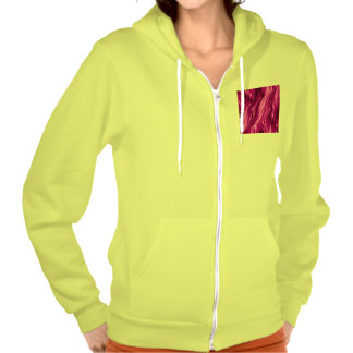 laserArt 12 hot pink (I) Sweatshirts