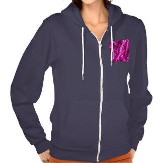 laserArt 12 hot pink (I) Hooded Pullover