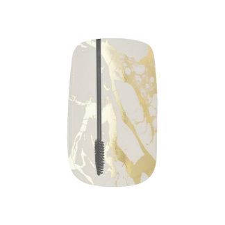 Lash Artist Nails Minx Nail Art