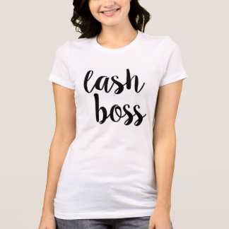 Lash Boss T-Shirt