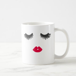 LASH & LIP Love Red Mug