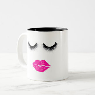 Lash & Lips mug