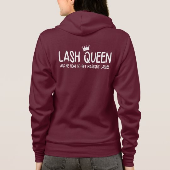 Lash Queen Hoodie