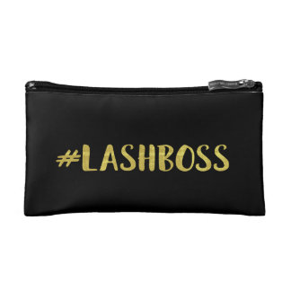 #Lashboss Makeup Bag