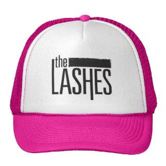 LASHES HAT! TRUCKER HAT