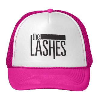 LASHES HAT!