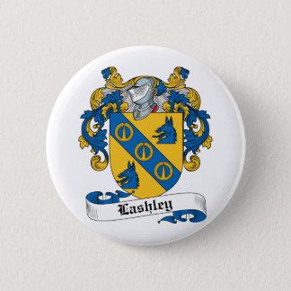 Lashley Family Crest 2 Inch Round Button