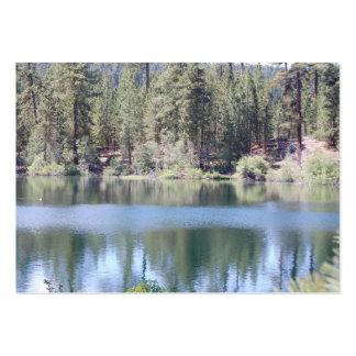 Lassen National Park Large Business Card