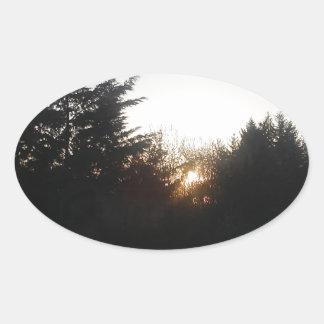 Last bit of energy oval sticker