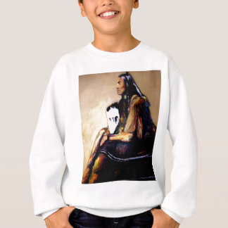 Last Comanche Chief Sweatshirt