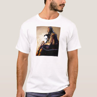 Last Comanche Chief T-Shirt