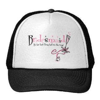 Last Fling Bridesmaid Hats