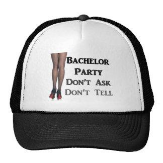 Last Fling fun bachelor party Trucker Hat