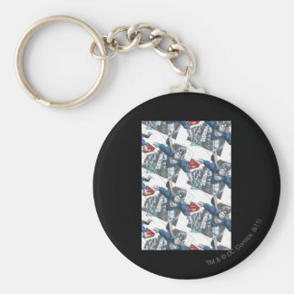 Last Hope - Comic Cover Basic Round Button Keychain