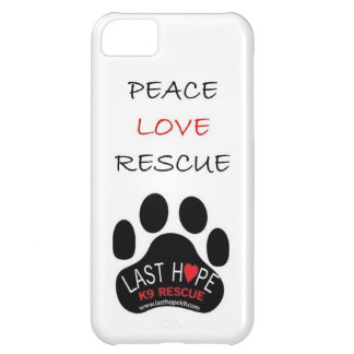 Last Hope K9 Rescue IPhone 5 Case