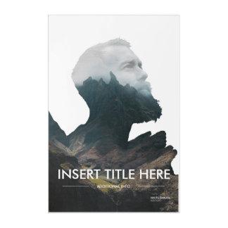 Last Journey - Discipline (Custom title) Acrylic Print