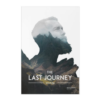 Last Journey - Discipline (Original) Acrylic Wall Art