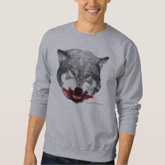 Last Laugh Pull Over Sweatshirt
