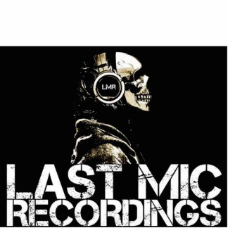 Last Mic Recordings Keychain! Cut Out