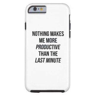Last Minute Tough iPhone 6 Case