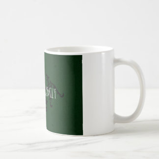 Last name projects for events coffee mug