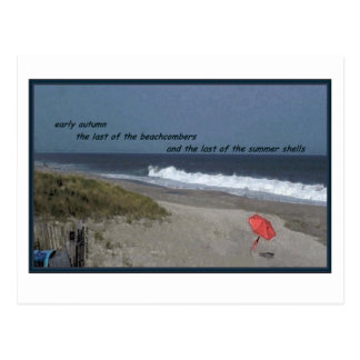 Last of the Beachcombers Postcard