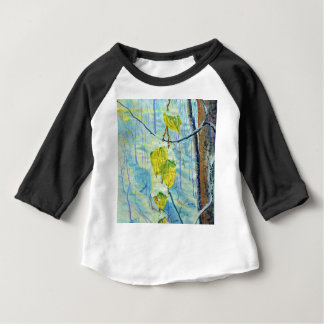 Last of the Leaves Baby T-Shirt