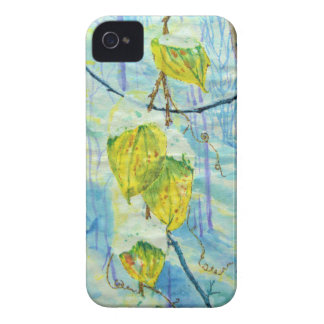 Last of the Leaves iPhone 4 Cases