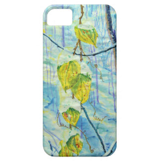 Last of the Leaves iPhone 5 Covers