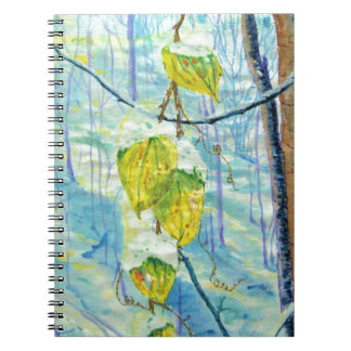 Last of the Leaves Notebook