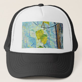 Last of the Leaves Trucker Hat