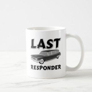Last Responder Coffee Mug