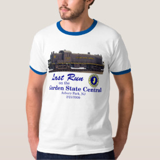 """Last Run"" Mens Short Sleeve T-Shirt"