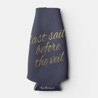 Last Sail Before the Veil Bottle Cooler