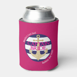 Last Sail Before the Veil Drink Holder Can Cooler